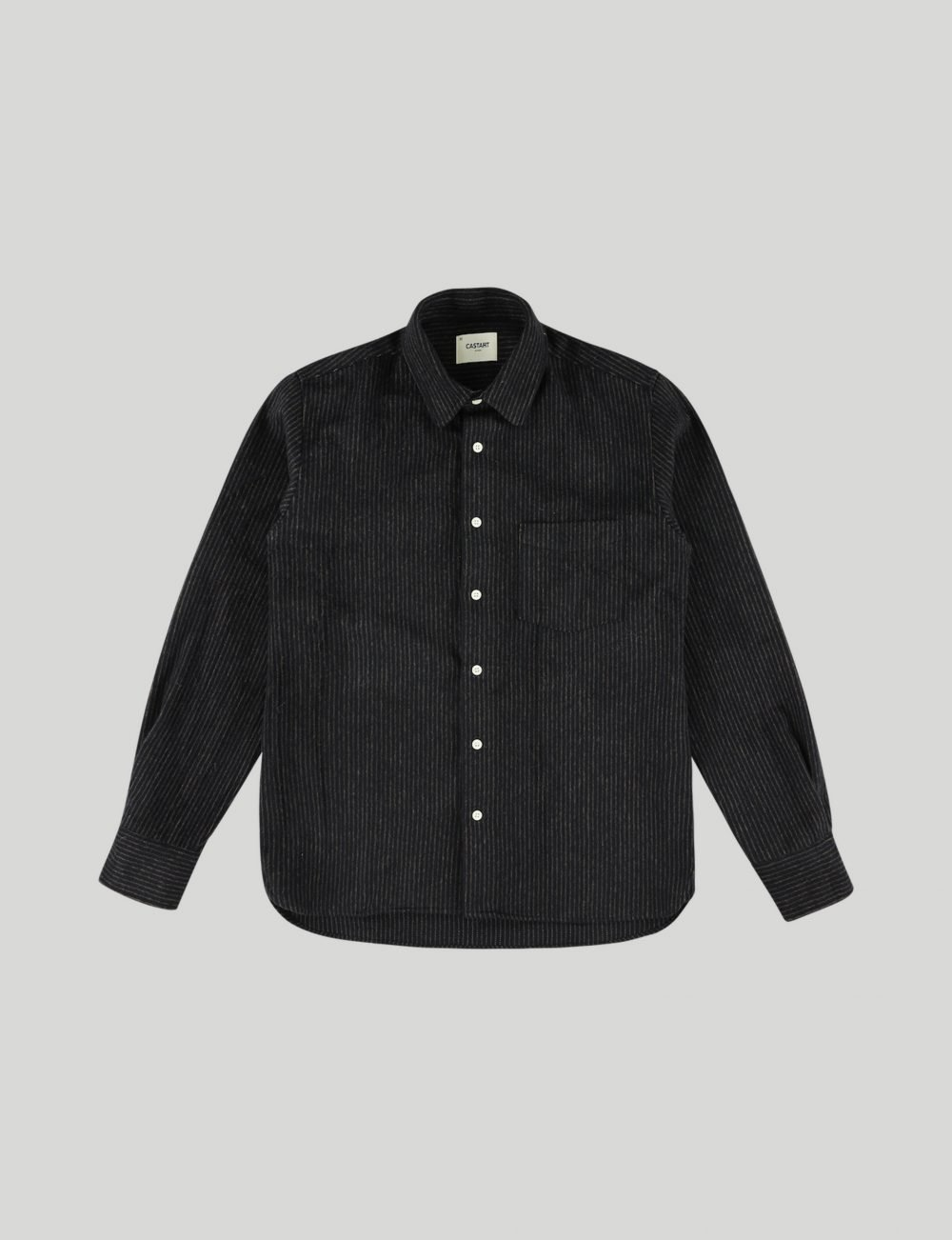 Castart - King Oyster Wo Shirt - Navy