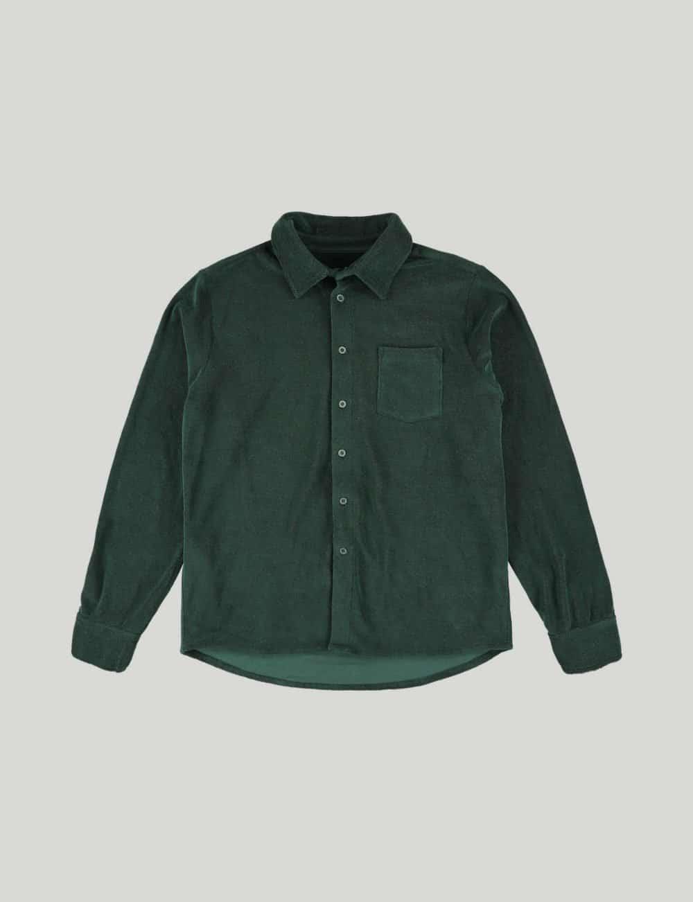 Castart - Reisht Shirt - Green