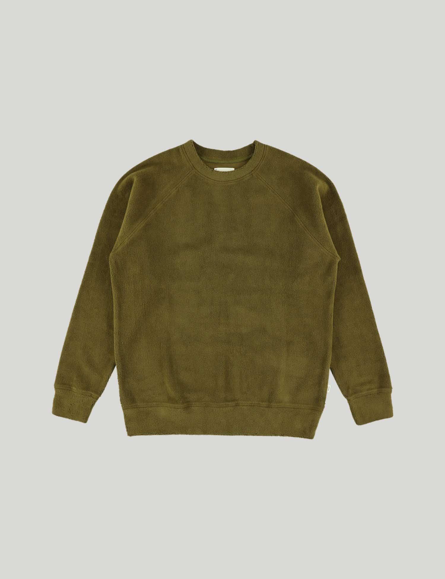 Castart - Matsutake Sweater - Khaki