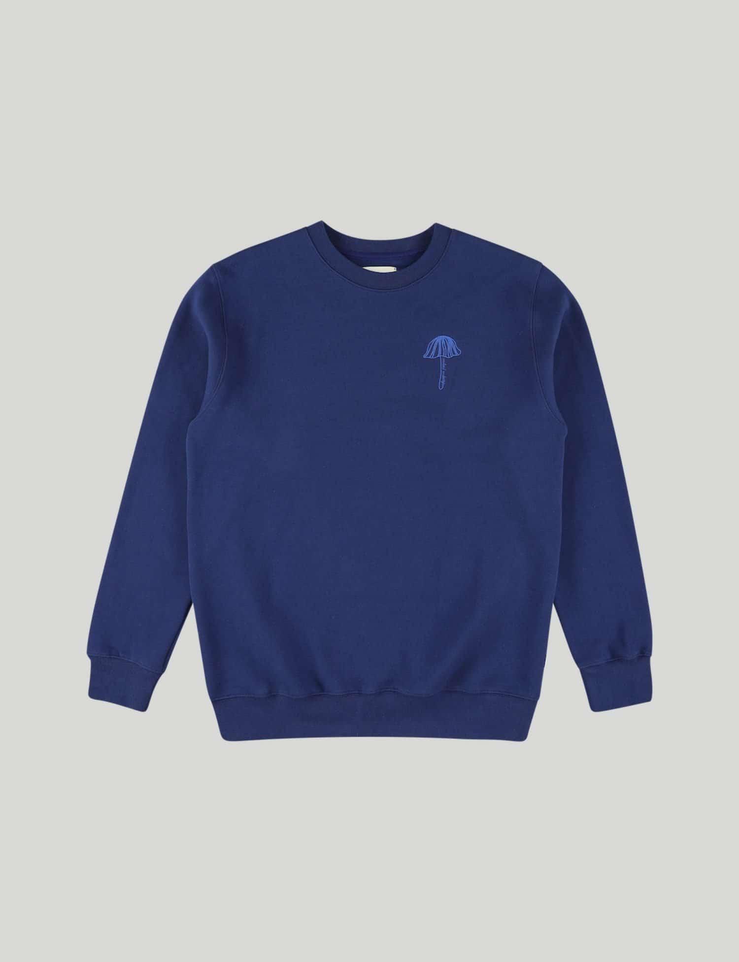 Castart - Shimeji Sweater - Blue