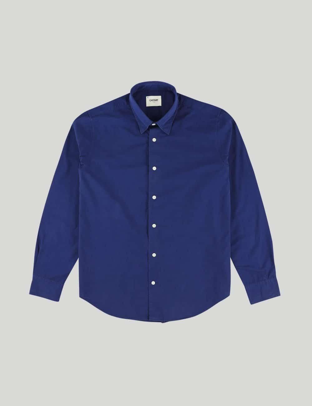 Castart - Lion's Mane Shirt - Navy