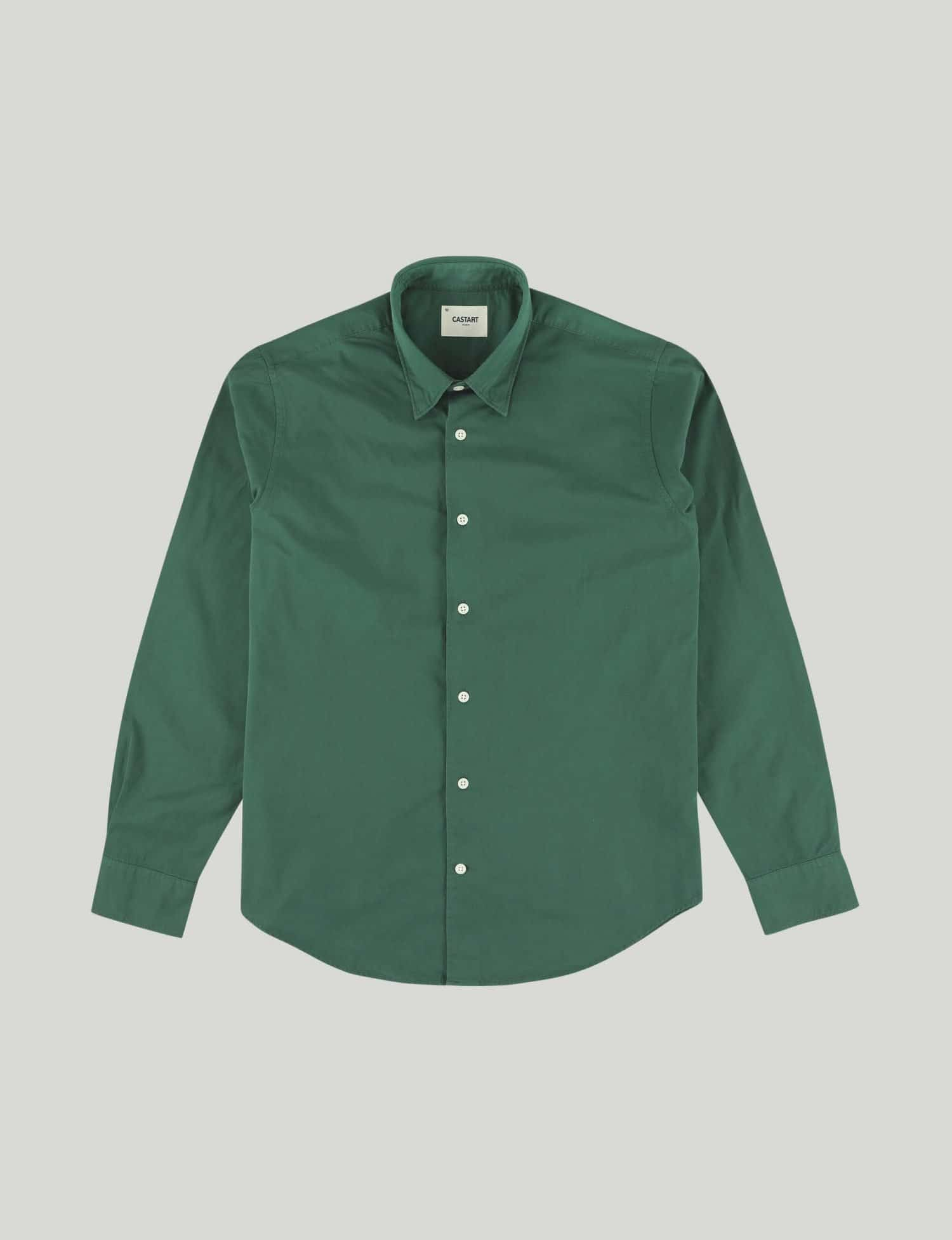 Castart - Lion's Mane Shirt - Green